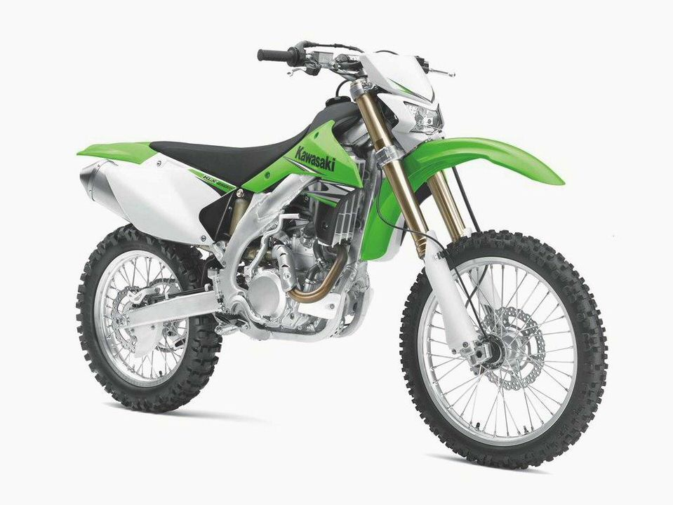 2008 Kawasaki KLX 450R: pics, specs and information